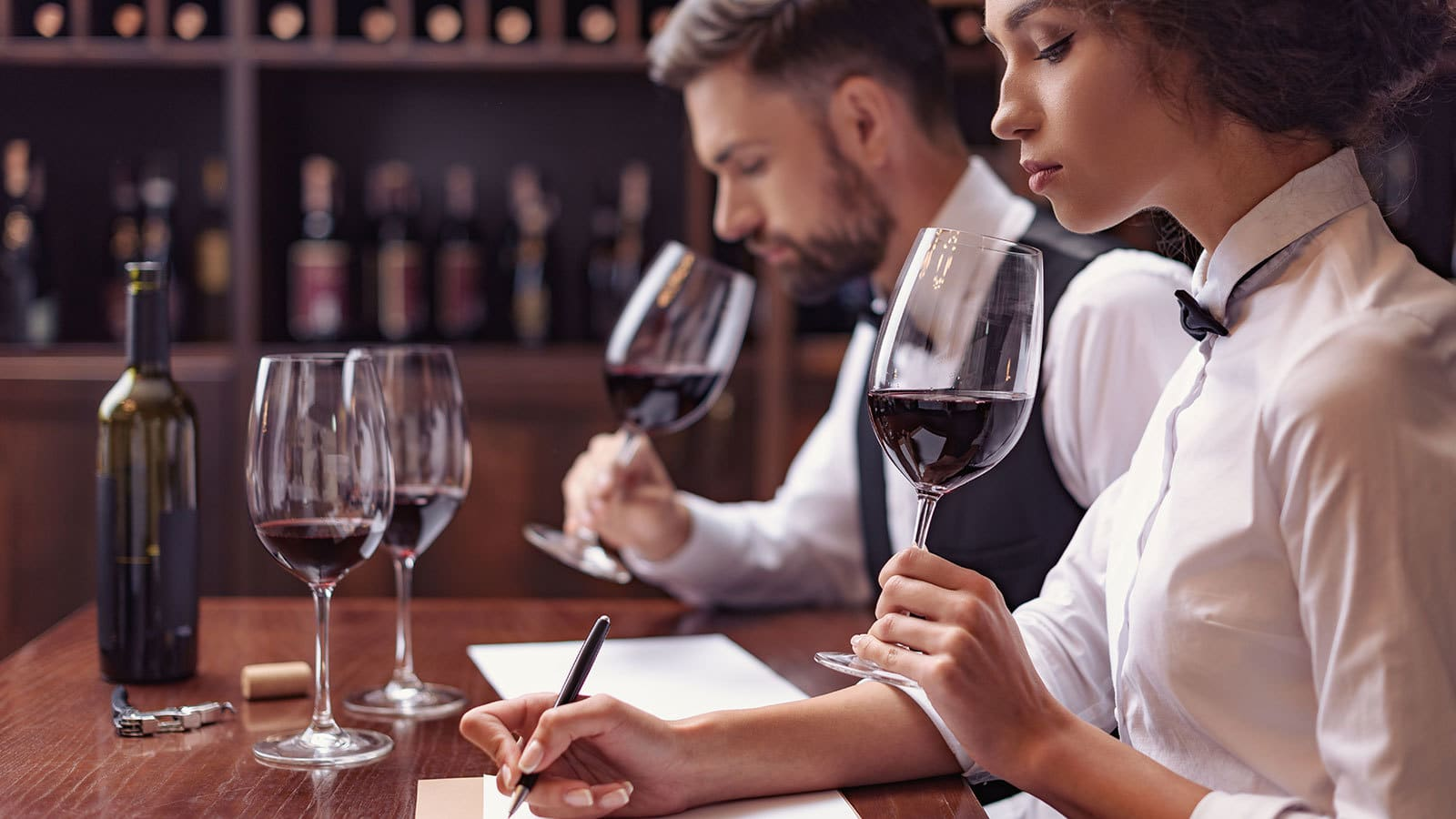 Comment devenir sommelier ?